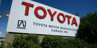Toyota gets $100M